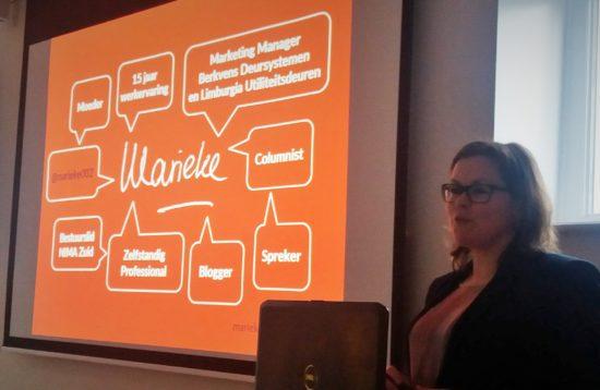Marieke Heesakkers Inbound Marketing