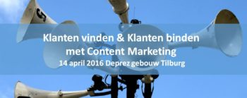 klanten vinden met content marketing