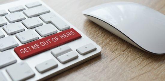 privacywetgeving, toetsenbord